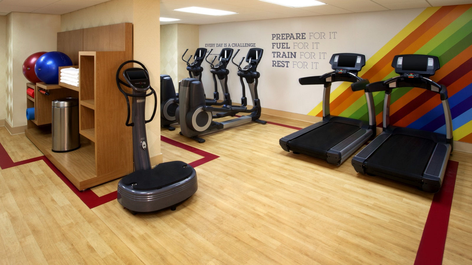 Fitness Center Hotel Features